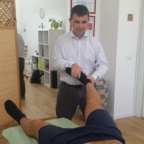 fisioterapista lainate
