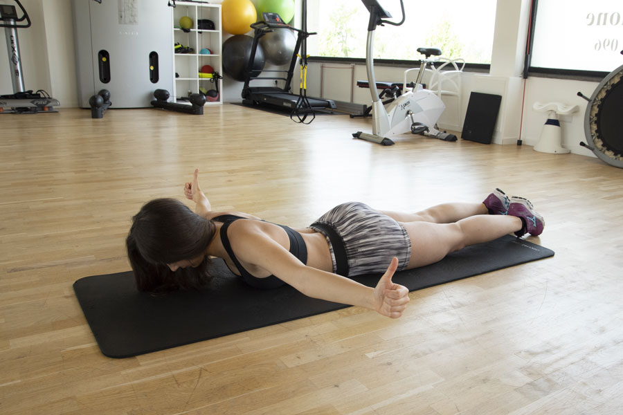 palestra rieducazione posturale rho