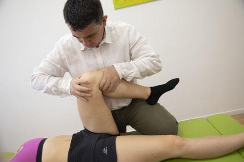 terapia manuale ginocchio rho cornaredo